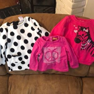 Other - Lot of girls long sleeve tops